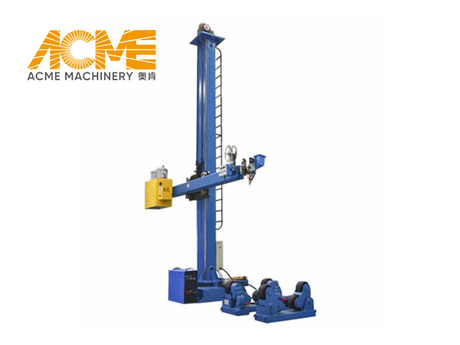 8x8 Platform Column & Boom Manipulator For Big Workpiece