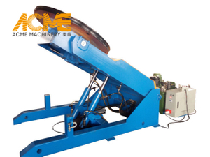 5T Three Axis Table Top Hydraulic Welding Positioner